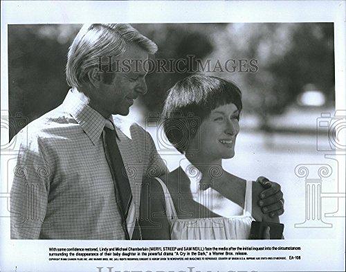 Vintage Photos Historic Images 1968 Press Photo Meryl Streep Sam Neill A Cry in The Dark