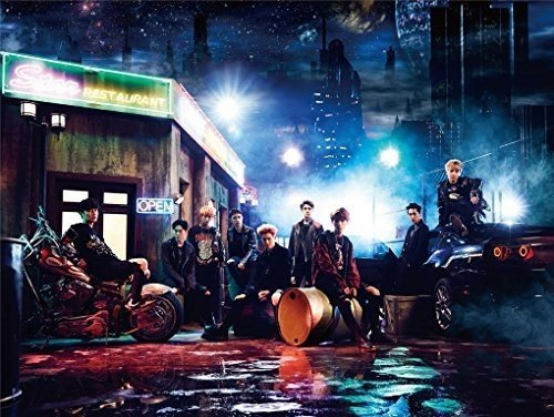 CD : Exo - Coming Over: Limited/ Chen Version (Japan - Import)
