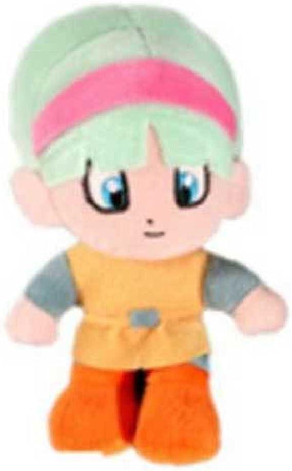 Peluche Dragon Ball 30cm - Bulma: Amazon.es: Juguetes y juegos