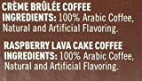 Dessert Variety Pack with Crème Brulee
