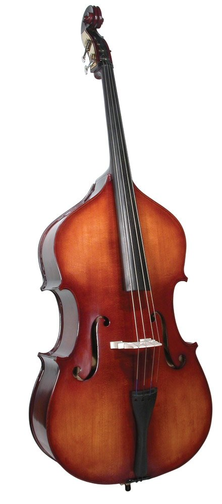 Cremona SB-4 Premier Student Upright Bass - 3/4 Size by Cremona