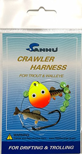 Sanhu Crawler Harness - 10 Packs - Item #635