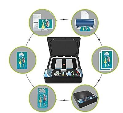 Denshine Professional 3D Phone Case Sublimation Vacuum Heat Press Machine (DHL SHIPPING)