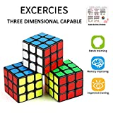 Mini Cube, Puzzle Party Toy(18 Pack), Eco-Friendly