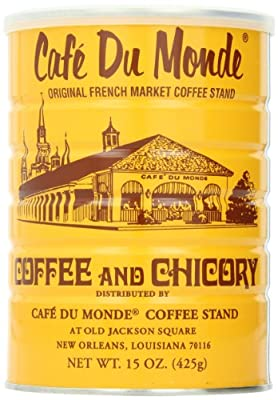 Cafe Du Monde Coffee and Chickory, 15 Ounce from Café Du Monde