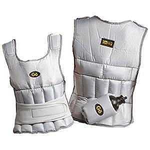 GoFit Adjustable Weighted Vest