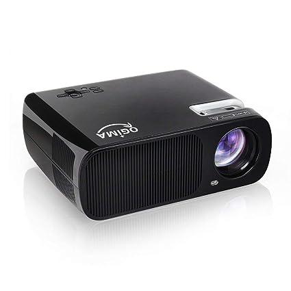 fd87b73a234848 Video Projector, OGIMA Home Cinema Theater Projector BL20 Adavanced, 2600  Lumens Video Projector Portable