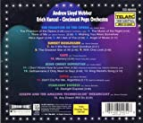 Erich Kunzel - Andrew Lloyd Webber (Phantom of the Opera, Cats, Evita, Sunset Boulevard, Jesus Christ Superstar, Starlight Express, Joseph and the Amazing Technicolor Dreamcoat) / Cincinnati Pops Orchestra