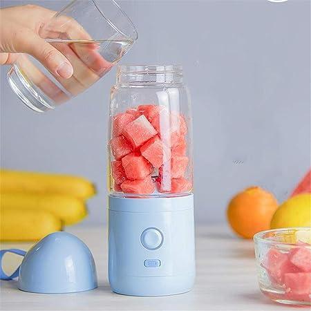 lizubing Exprimidor pequeño Máquina de Jugo y Fruta