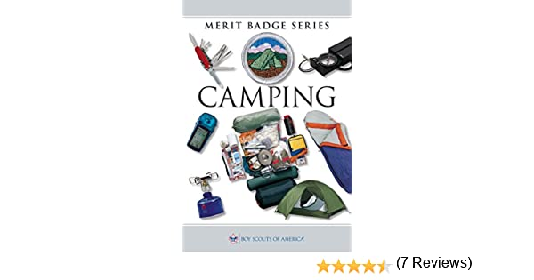 Amazon.com: Camping: Merit Badge Series eBook: Boy Scouts of ...