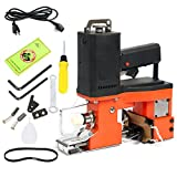 Yaetek 110V Industrial Portable Electric Bag Stitching Closer Seal Sewing Machine Closing Sealing Stitcher