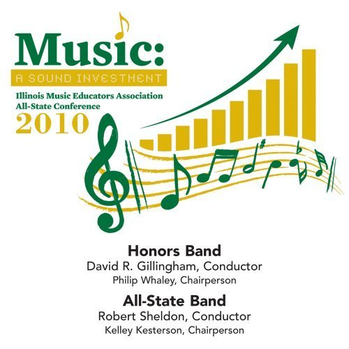 Price comparison product image 2010 Illinois Music Educators Association: Honors and All-State Bands by 2010 IMEA Honors Band,  2010 IMEA All-State Band (2010-04-05)