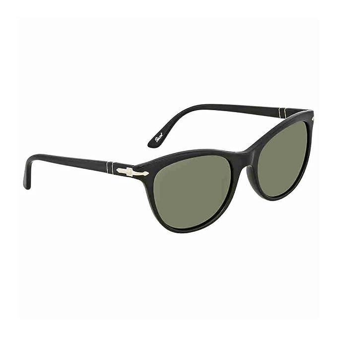 Persol 0Po3190S 95/31 54 Gafas de Sol, Negro (Black/Green ...