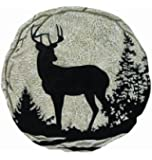Spoontiques Deer Stepping Stone