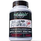 Ram Power II Super Horny Goat Weed 1000mg plus Maca Root, Tribulus Terrestris