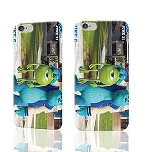 Monsters University Custom Diy Unique Image Durable 3D Case Iphone 6 - 4.7
