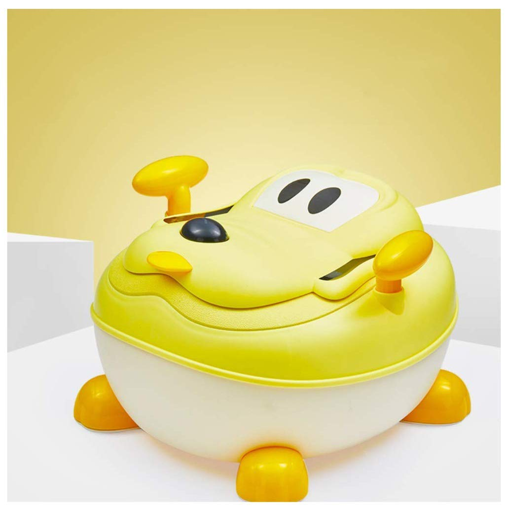 AMY-ZW Children's Portable Toilet Children's Toilet Urinal Night Bedside Toilet Outdoor Travel Car Toilet Children's Toys by AMY-ZW
