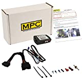 MPC Complete Add-on Remote Start Kit For 2014-2018 Ford Fusion Key to Start - Plug and Play - Uses Factory Remotes