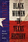Black Women in Texas History, , 1603440070