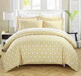 Best Better Homes & Gardens Comforters - Chic Home 2-Piece Elizabeth Geometric Diamond Printed Reversible Review