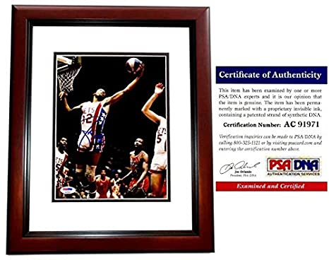 afaf056a0e40 Julius Erving - Dr. J Autographed Signed New Jersey Nets 8x10 Photo ...