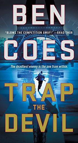 Novella Trap Cover - Trap the Devil: A Thriller (A Dewey Andreas Novel)