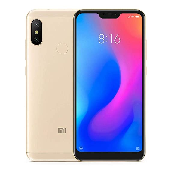 108f6f2156cc26 Image Unavailable. Image not available for. Color: Xiaomi Mi A2 Lite ...