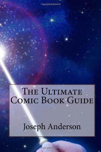 The Ultimate Comic Book Guide pdf epub