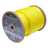 KingCord 300551 Twisted Polypropylene (Pp) Rope