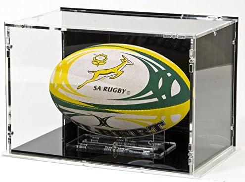 Sora - Vitrina para balón de Rugby de tamaño 3: Amazon.es ...