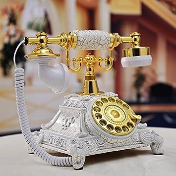 Motesuvar Teléfono Europeo, Casa Teléfono Fijo, Teléfono ...
