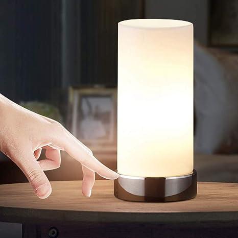 YDYG Luz De Noche, Lámparas De Mesa De Noche LED, Lámparas ...