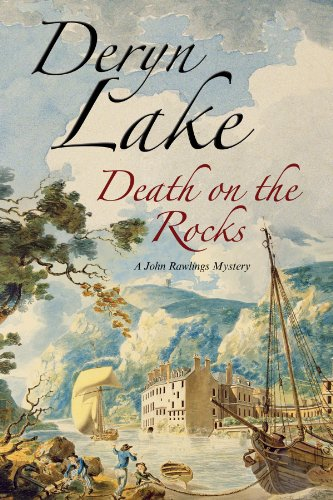 Death on the Rocks: A John Rawlings Eighteenth Century British Mystery (A John Rawlings Mystery)