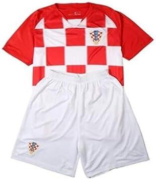 shi1 8sport tisches Croacia Camiseta Infantil de fútbol Ropa Traje ...