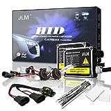 JLM Premium HID Conversion Kit 9006 6000K (HB4, Ultra White)
