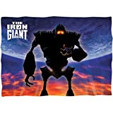 Iron Giant Animated Action Adventure Movie Poster Front Print Only Pillow Case