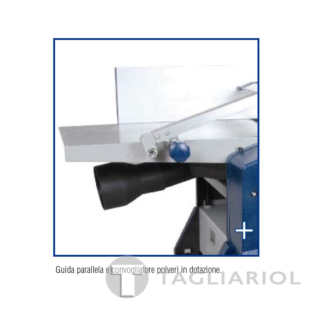 Fox F22-564/250 - Cepilladora y regruesadora