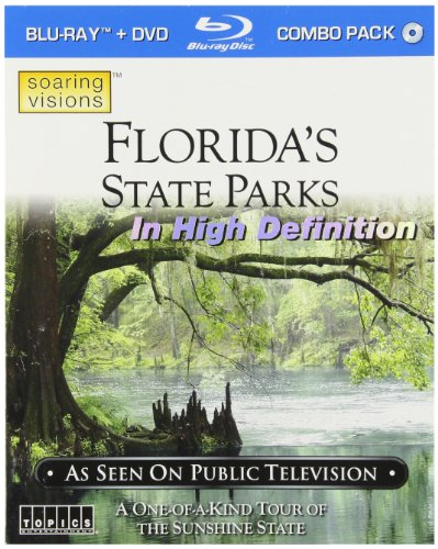 Florida's State Parks (Two-Disc Blu-ray/DVD Combo)