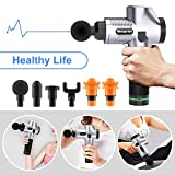 Massage Gun Deep Tissue Percussion Muscle