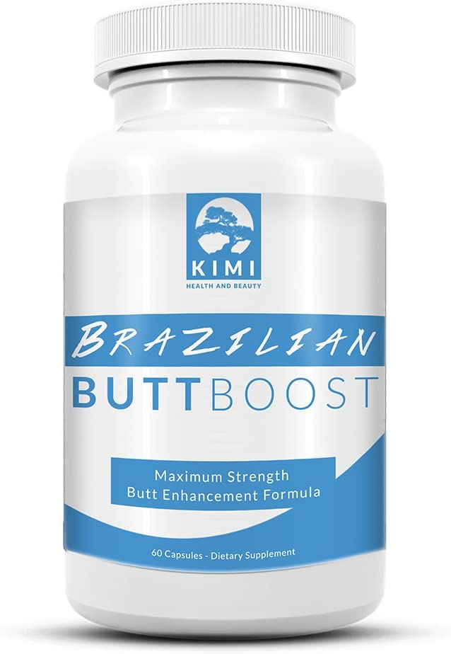 Butt Enhancement Pills | Brazilian Butt Boost