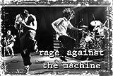 Hot Stuff Enterprise Z153-24x36-NA Rage Against the Machine Poster, 24 x 36