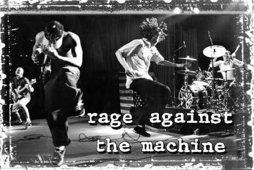 Rage Against the Machine 24
