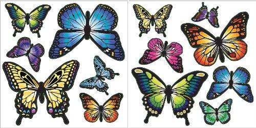 WallPops! WPD99961 Butterflies