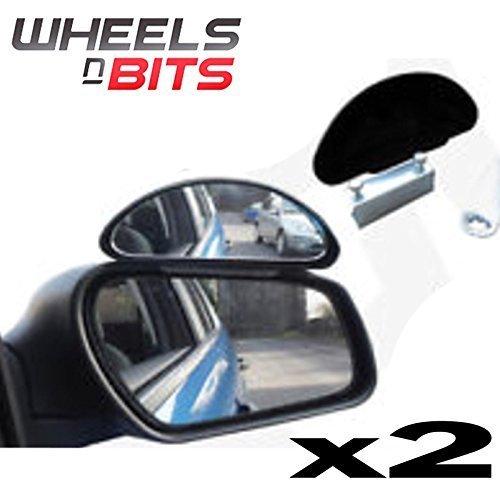 Adjustable Wide Angle Blind Spot Mirror Learner Driving School Car Reversing