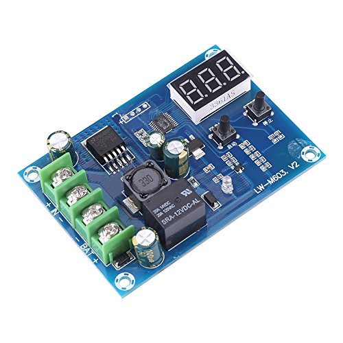 DC12-24V Charge Controller Protection Switch for Lead Acid Battery and Lithium Battery