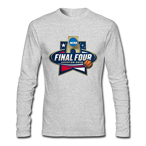 CXY Men's 2016 Men's Final Four Logo Long Sleeve T-Shirt