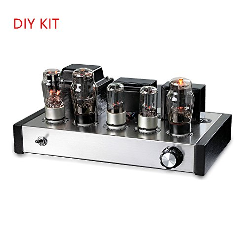 Nobsound 6N8P+6P3P HIFI Single-Ended Pure Class A Tube Amp Vacuum Power Amplifier DIY ()
