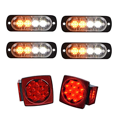 Led Number Plate Lights Flashing in US - 8