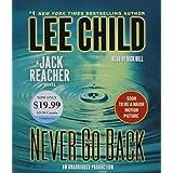 Jack Reacher: Never Go Back: A Jack Reacher Novel by Lee Child (2016-07-12)