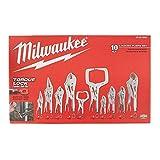Milwaukee Torque Lock Locking Pliers Kit (10-Piece)
